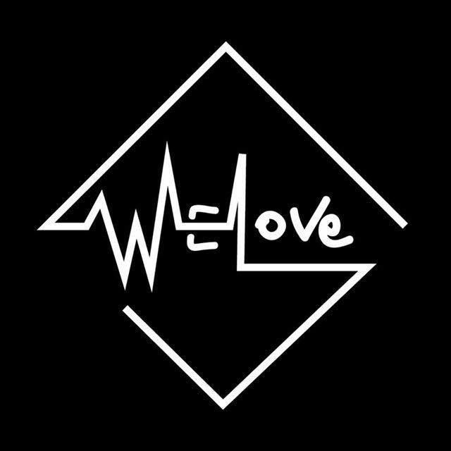 We Love logo